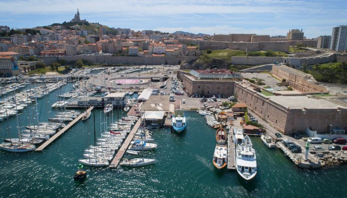 Base Icard Maritime Marseille