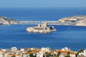 Le Château d'If et l'archipel du Frioul