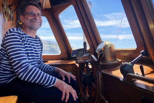 Jean-Michel Icard, fondateur d'Icard Maritime